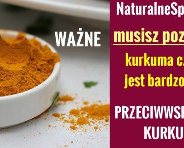 naturalnesposoby.pl-KURKUMA-PRZECIWWSKAZANIA