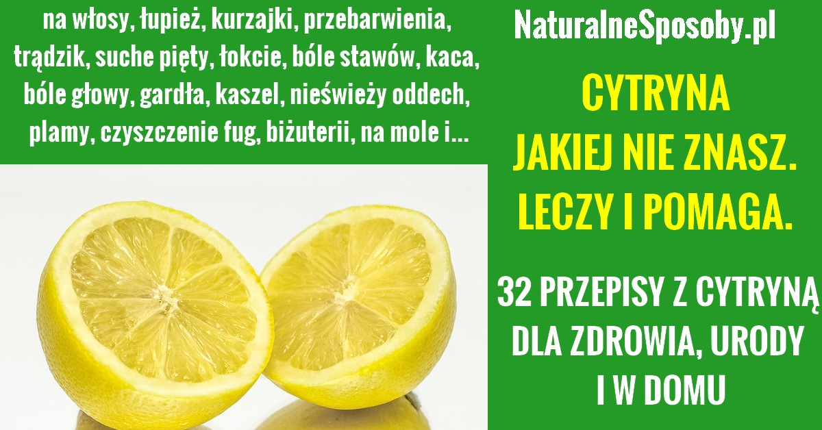 naturalnesposoby.pl-CYTRYNA