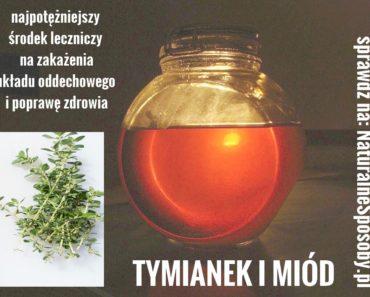 NaturalneSposoby.pl-tymianek-i-miod