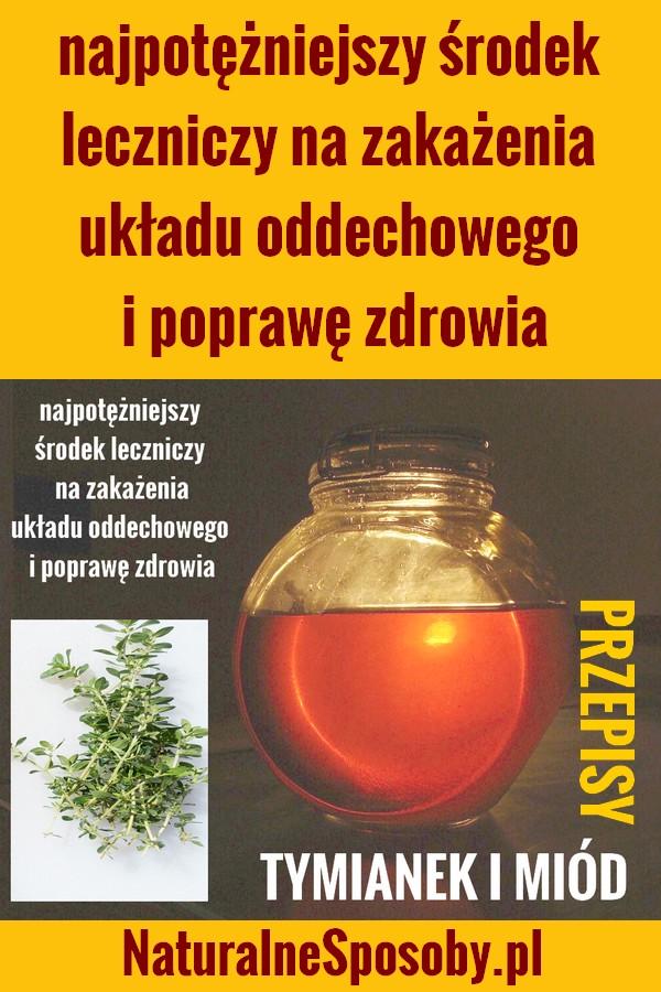 naturalnesposoby.pl-tymianek-miod-na-kaszel